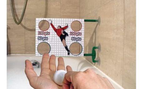 Koupelnový fotbálek