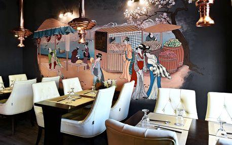 Tradiční japonské shabu-shabu pro 2 osoby