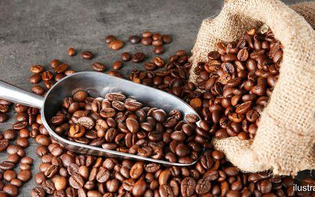 Vouchery do R&R Café na čerstvě praženou kávu