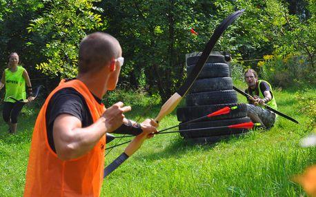 Staňte se lučištníkem: akční archery game