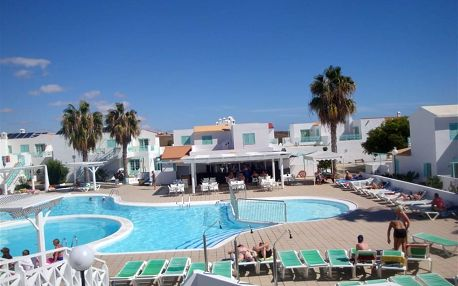 Kanárské ostrovy - Fuerteventura na 5 až 8 dní, all inclusive s dopravou letecky z Prahy 700 m od pláže