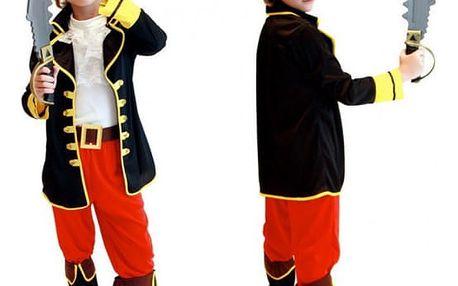 Kostým pro děti Pirát