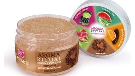 Dermacol Aroma Ritual Irish Coffee 200 g tělový peeling pro ženy
