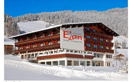 Hotel Elan v Oberau ve Wildschönau