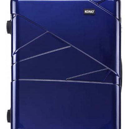 Dámský námořnicky modrý kabinový kufr Paddy 1772L