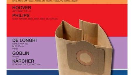 Sáčky do vysavače Menalux CS04