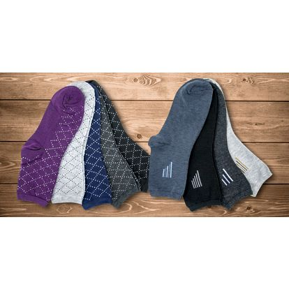 Dámské a pánské teplé ponožky Texbase
