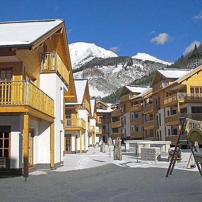 Rakousko - Rauris na 4 až 8 dní, bez stravy s dopravou vlastní