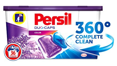 PERSIL Duo-Caps Lavender Color (36 ks) - kapsle na praní