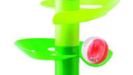 TEDDIES Kuličková dráha - věž 50 cm a 3 kuličky