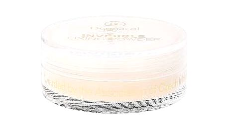 Dermacol Invisible Fixing Powder 13 g pudr Light W
