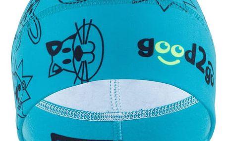 GOOD2GO Funkční čepice Dolomiti modrá - vel. 2
