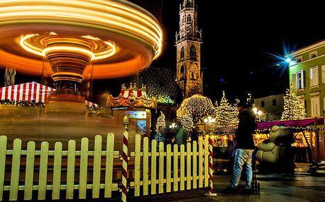 Kouzelný Norimberk v období adventu pro jednoho – doprava autobusem, technický doprovod a celý den ve městě
