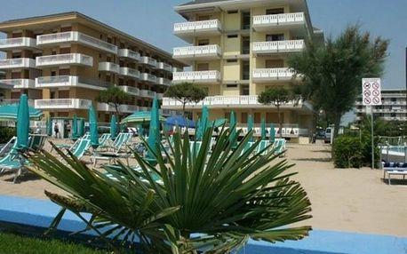 Itálie - Lido di Jesolo na 5 dní, bez stravy s dopravou vlastní přímo na pláži
