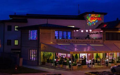 Maďarsko: Simbad Hotel Restaurant & Bar