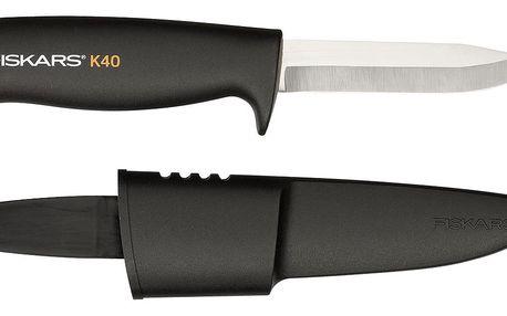 Nůž FISKARS K40 se závěsným pouzdrem 1001622