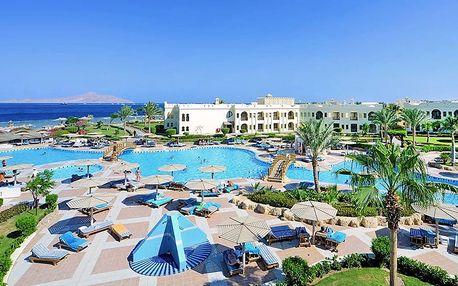 Egypt - Sharm El Sheikh na 8 až 15 dní, all inclusive s dopravou letecky z Prahy přímo na pláži