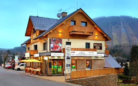 Krkonoše: Hotel Friuli