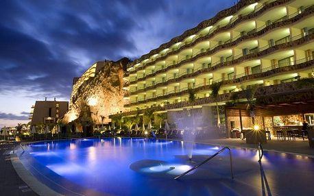 Kanárské ostrovy - Gran Canaria na 8 až 15 dní, all inclusive s dopravou letecky z Prahy 140 m od pláže