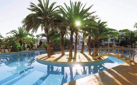 Španělsko - Mallorca na 8 dní, all inclusive nebo polopenze s dopravou letecky z Prahy 150 m od pláže