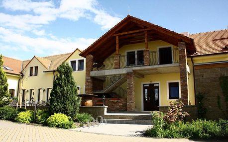 Jižní Morava: Penzion Siesta