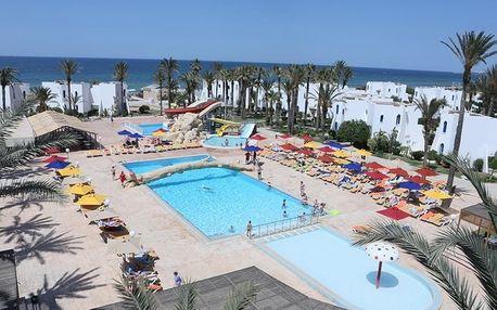 Tunisko - Monastir na 9 až 16 dní, all inclusive s dopravou letecky z Prahy přímo na pláži