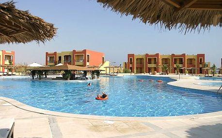 Egypt - Marsa Alam na 8 dní, all inclusive s dopravou letecky z Ostravy přímo na pláži