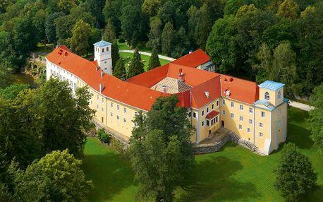 Polsko: Hotel Zamek na Skale