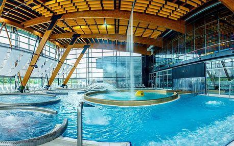 AquaCity Hotel Seasons*** s neobmedzeným aquaparkom