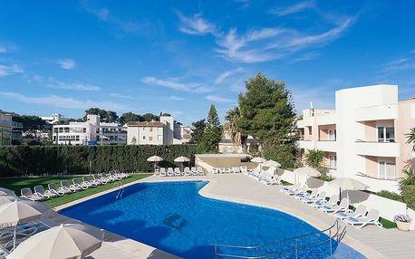 Španělsko - Mallorca na 8 dní, all inclusive, polopenze nebo snídaně s dopravou letecky z Prahy 300 m od pláže