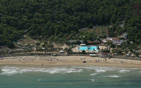 Itálie - Gargano na 4 až 5 dní, bez stravy s dopravou vlastní 30 m od pláže