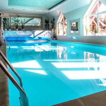 Pobyt v lone Oravskej prírody + wellness v špičkovom resorte ORAVSKÝ HÁJ