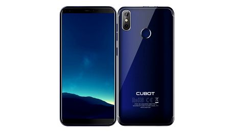 Mobilní telefon CUBOT R11 Dual SIM modrý + dárek (PH3827)