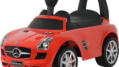 BUDDY TOYS Odrážedlo Mercedes - červené