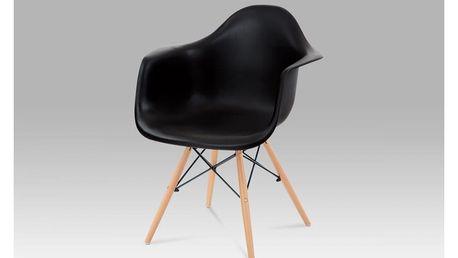 Jídelní židle CT-719 BK1 černá Autronic