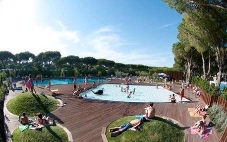 Itálie - Toskánsko na 4 až 5 dní, bez stravy s dopravou vlastní 100 m od pláže