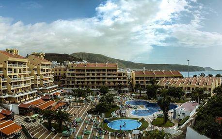 Kanárské ostrovy - Tenerife na 6 až 13 dní, polopenze, snídaně nebo bez stravy s dopravou letecky z Budapeště