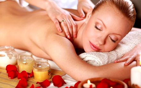 Hodinová masáž dle výběru z 8 druhů