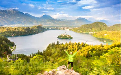 Okouzlující pobyt ve Slovinsku u malebného jezera Bled ve 4* hotelu