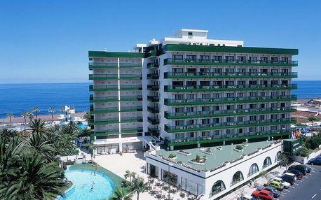 Kanárské ostrovy - Tenerife na 6 až 10 dní, polopenze nebo snídaně s dopravou letecky z Budapeště 150 m od pláže