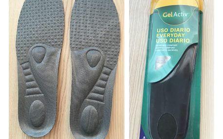 Vložky do bot Gel Activ