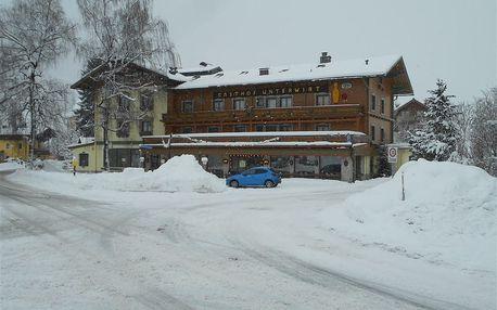 Rakousko - Kaprun / Zell am See na 2 až 7 dní, polopenze s dopravou vlastní
