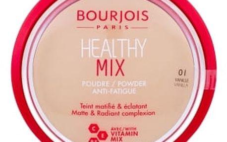 BOURJOIS Paris Healthy Mix Anti-Fatigue 11 g pudr pro ženy 01 Vanilla