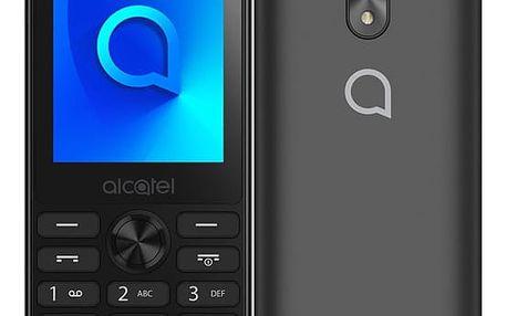 Mobilní telefon ALCATEL 2003D (2003D-2AALE51) černý Software F-Secure SAFE, 3 zařízení / 6 měsíců v hodnotě 979 Kč
