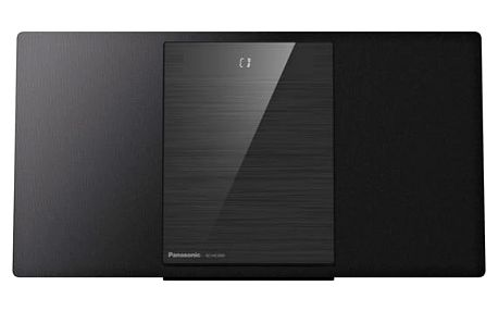 Mikrosystém Panasonic SC-HC400EG-K černá