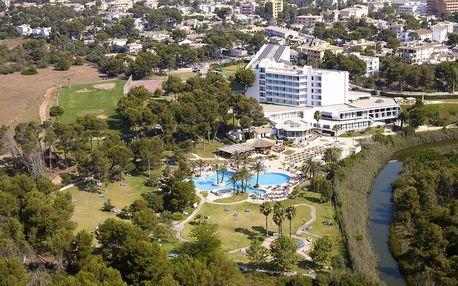 Španělsko - Majorca na 8 dní, all inclusive nebo polopenze s dopravou drážďany 400 m od pláže