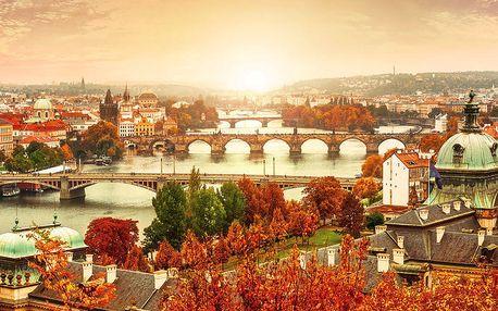 Strašidelná Praha - naučná procházka po Praze - dle výběru