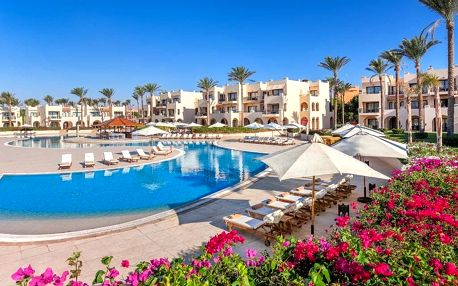Egypt - Sharm El Sheikh na 8 až 15 dní, all inclusive nebo polopenze s dopravou letecky z Prahy přímo na pláži