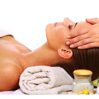 Hodinová masáž kosmetikou Rituals, welcome drink