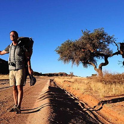 Afrika – poslední stop Tomáše Poláčka v divadle Mana